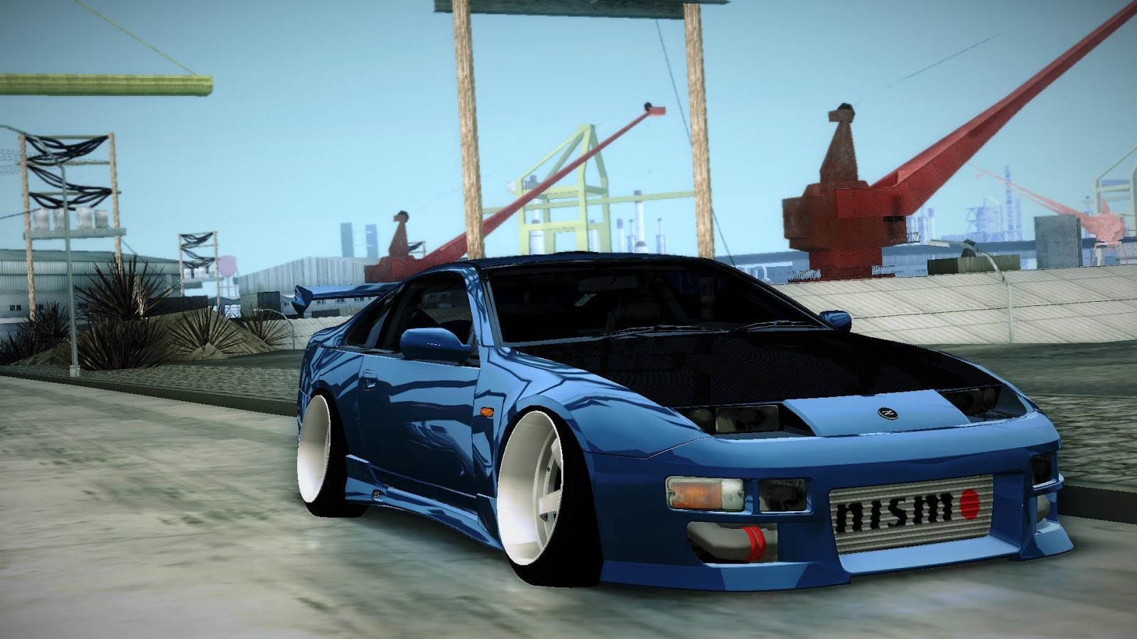 Nissan 300ZX Drift - Gta Sa Mods Collection