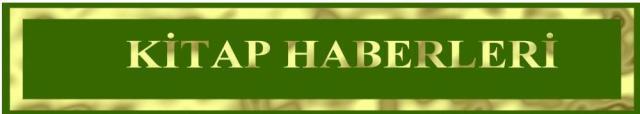 KİTAP HABERLERİ