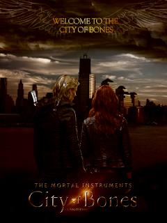 Phim Vũ Khí Bóng Đêm: Thành Phố Xương-Mortal Instruments: City of Bones