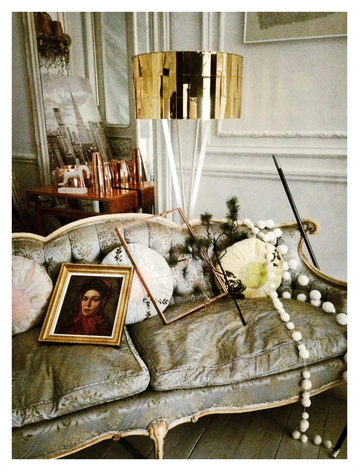caroline davis, trend-daily blog, mapesbury road, marianne cotterill, vintage, mid century