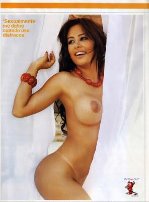 Larissa Riquelme paraguaya en tetas