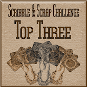 Top 3 at Scribble and Scrap