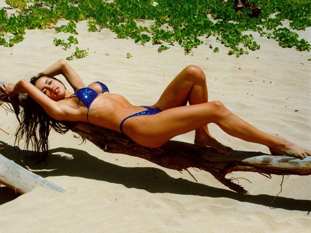 patricia ford bikini open