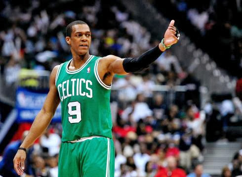 The NBA is missing out on Rondo for the second straight year in the playoffs
