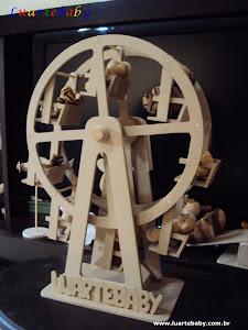 Roda gigante decoração aniversario