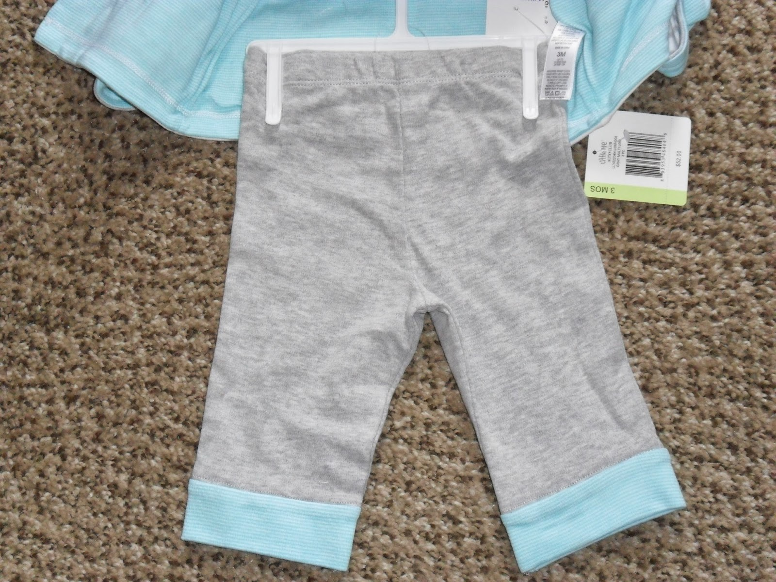 Little Me fashion for babies. Review  (Blu me away or Pink of me Event)