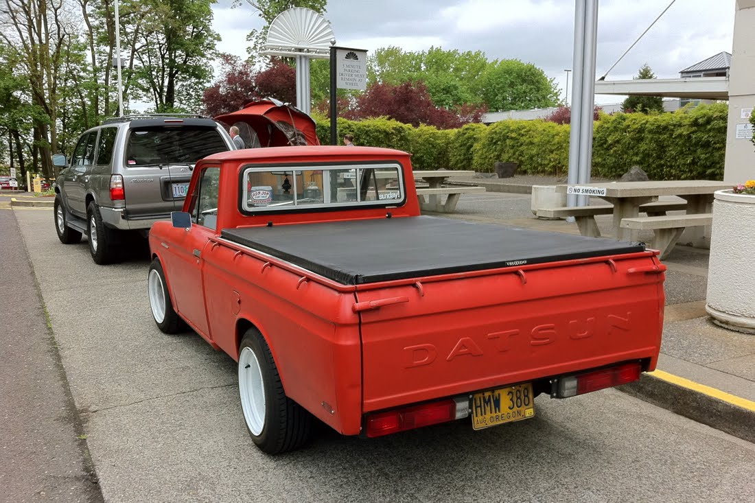 1969 Nissan Pickup Related Keywords Suggestions Datsun 521 Wiring Diagram Old Parked Cars 1600