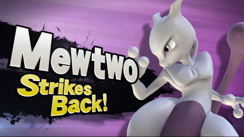 Mewtwo Strikes Back Super Smash Bros. For Wii U introduction