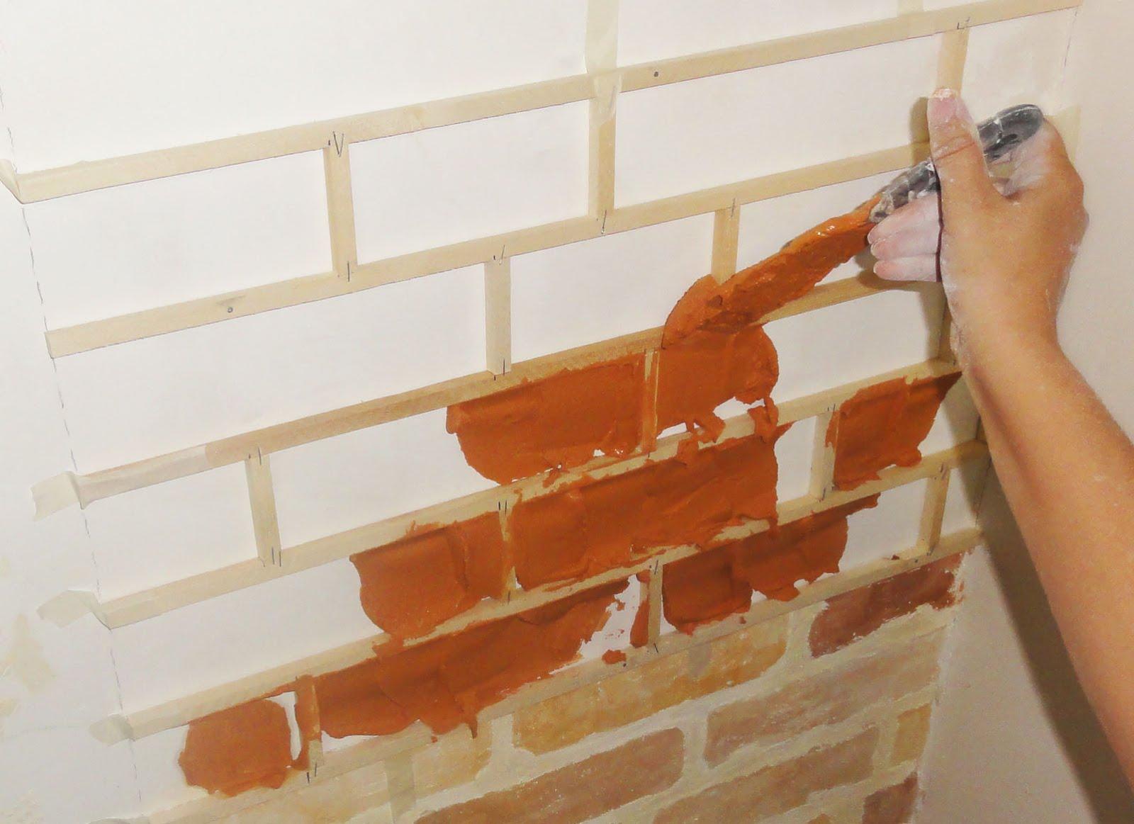 Облицовка стен кирпичом своими руками 48