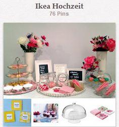hochzeitstante blog archiv diy hochzeit by ikea. Black Bedroom Furniture Sets. Home Design Ideas