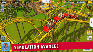 rollercoaster simulation 3