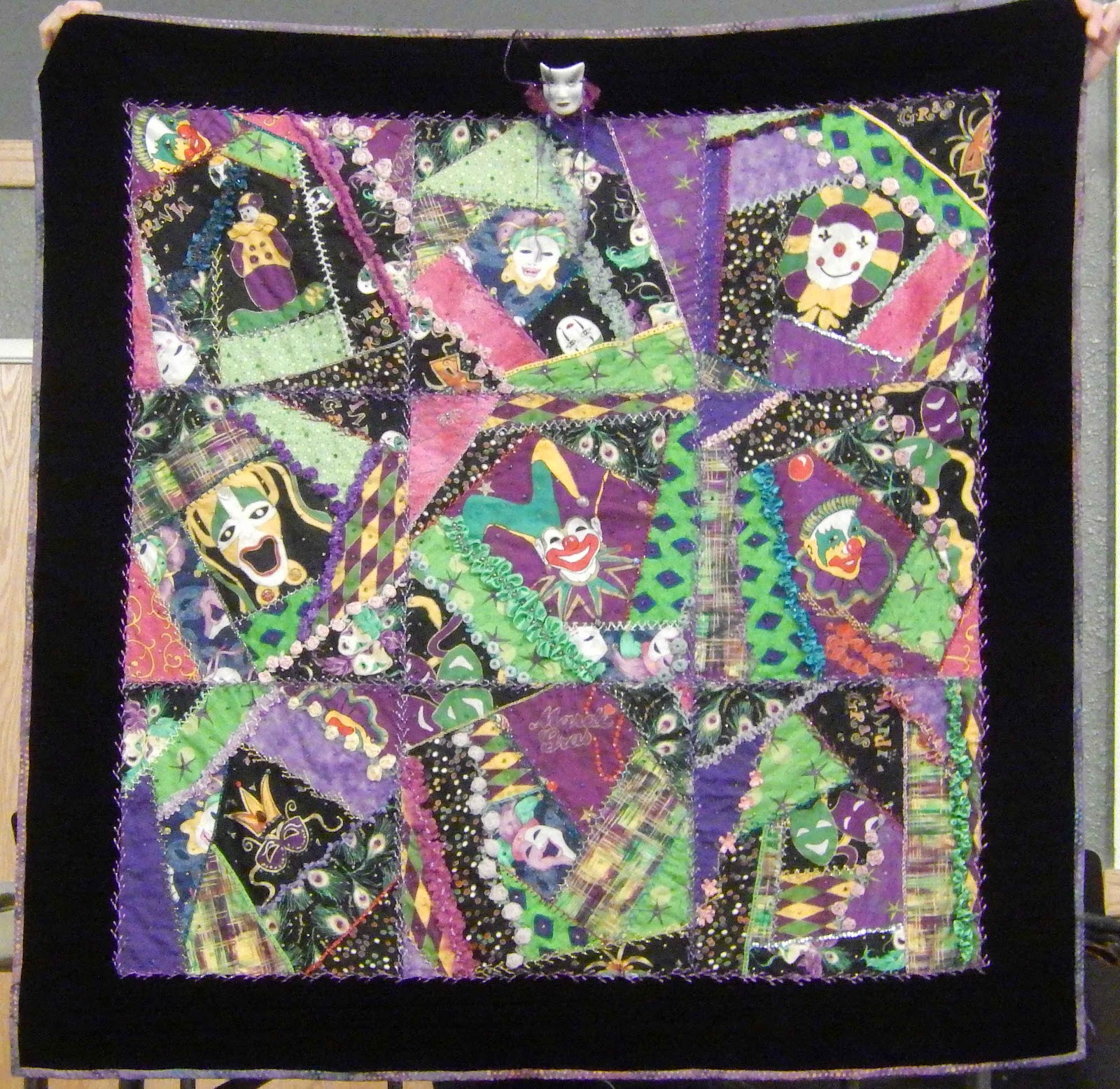 Westside Quilters Guild: September 2015 : quilt shops in new orleans - Adamdwight.com
