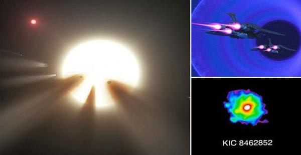 Επανέρχεται το ενδεχόμενο εξωγήινων στο «πιο μυστηριώδες άστρο»