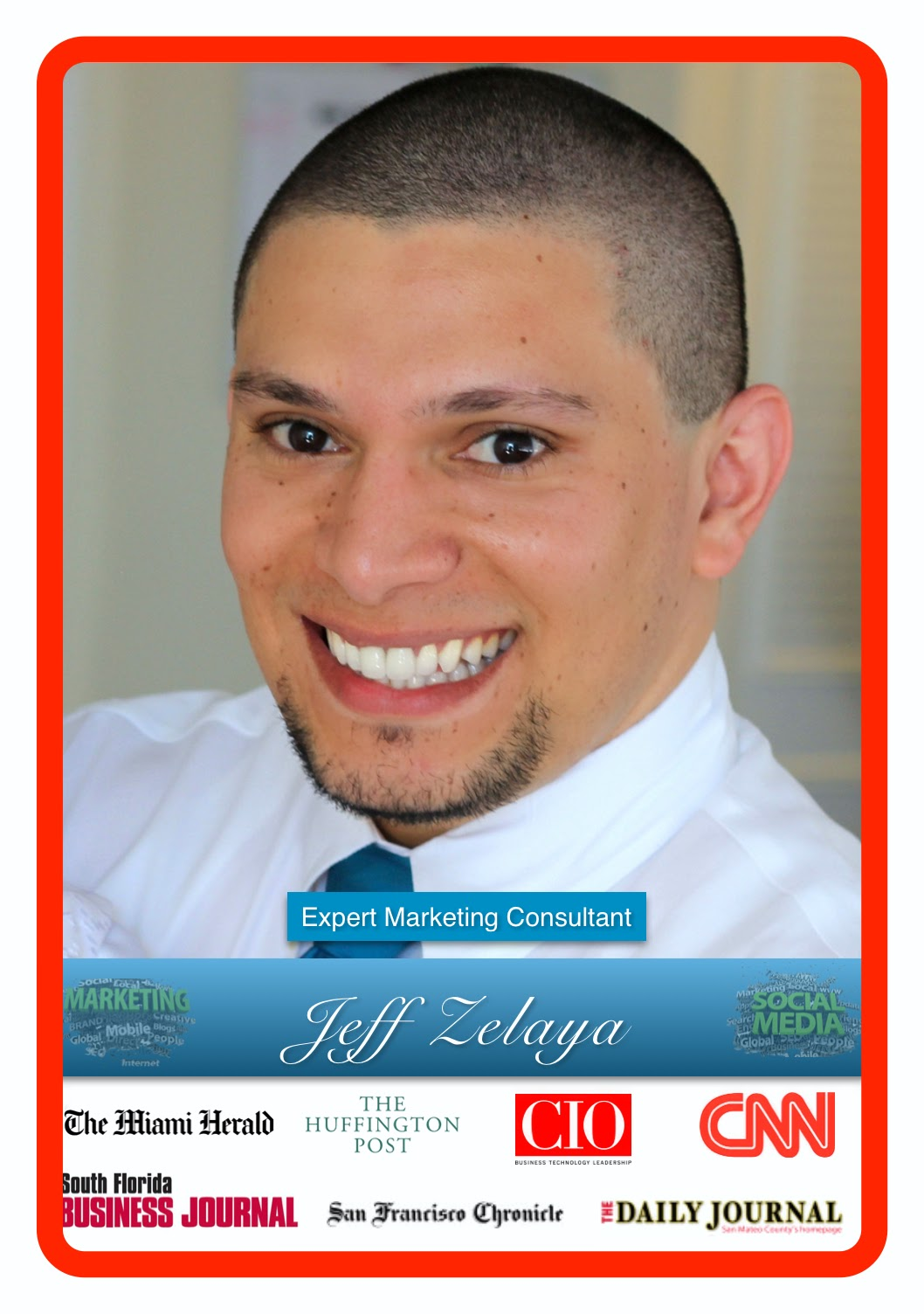 Miami Marketing Consultant Jeff Zelaya