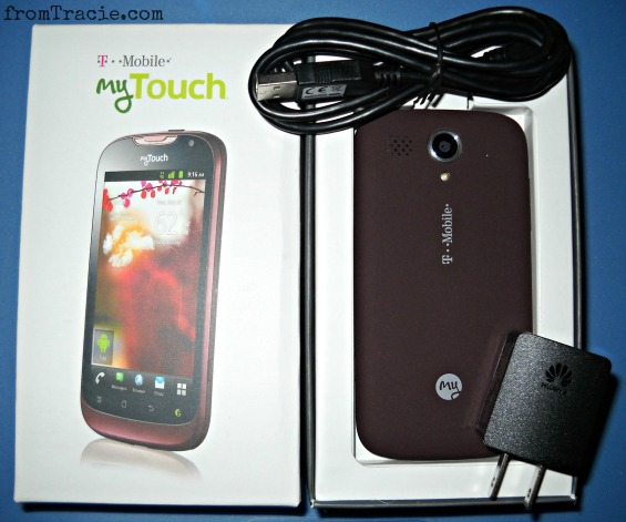 TMobile MyTouch Cell Phone