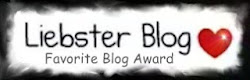 My Liebster Blog Award from Elisa at Tercets!