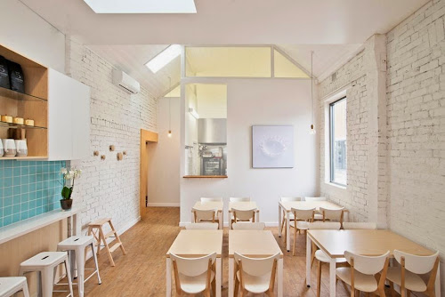 The Little Man Cafe by WALA