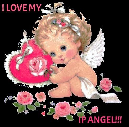 I LOVE MY ANGEL.