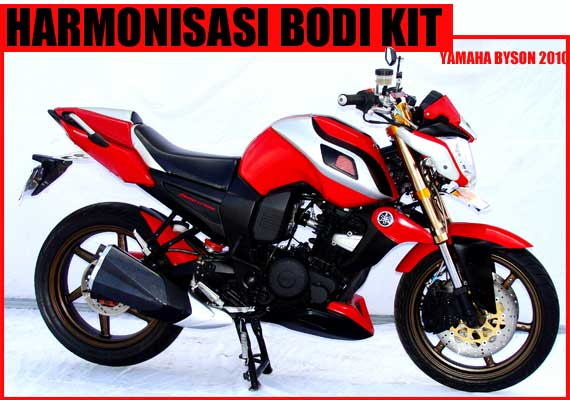Contoh Modifikasi Yamaha Bison title=