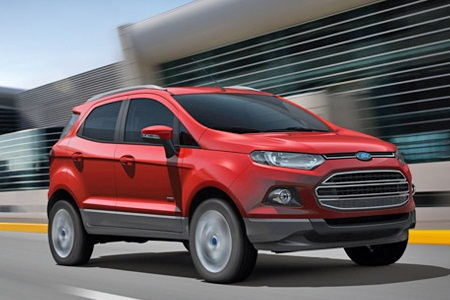 2013 Ford Ecosport performance