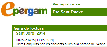 http://aplitic.xtec.cat/epergam/web/infoGuiaweb.jsp?id=22164&idBiblio=3743&titolGuia=Sant%20Jordi%202014