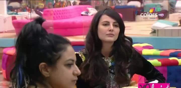 Screenshots Of Hindi Show Bigg Boss 9 4th January 2016 Episode 86 200MB 480P HD