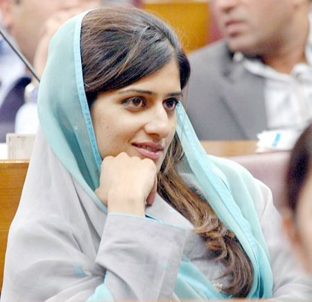 Hina Rabbani Khar And Bilawal Bhutto Hot Pictures Stunning Beauty Hina R...