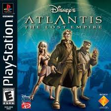 Atlantis - The Lost Empire - PS1 - ISO Download