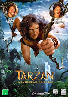 Tarzan: A Evolução da Lenda - BDRip Dual Áudio