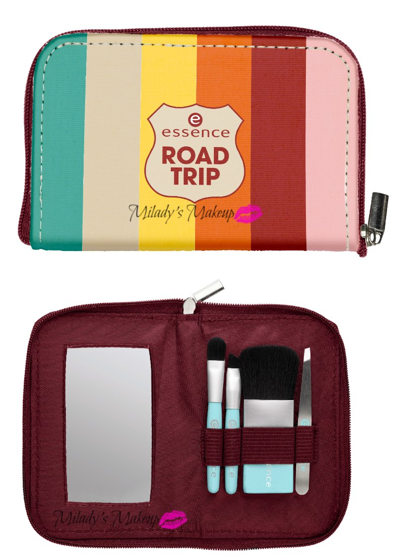 Essence Road Trip stylish set