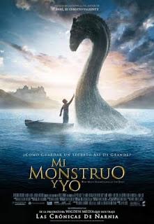 Poster de Mi monstruo y yo