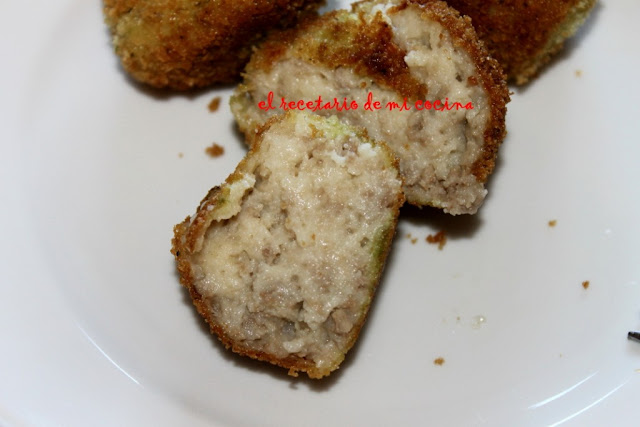 croquetas de carne picada