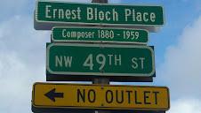 Bloch House in Newport