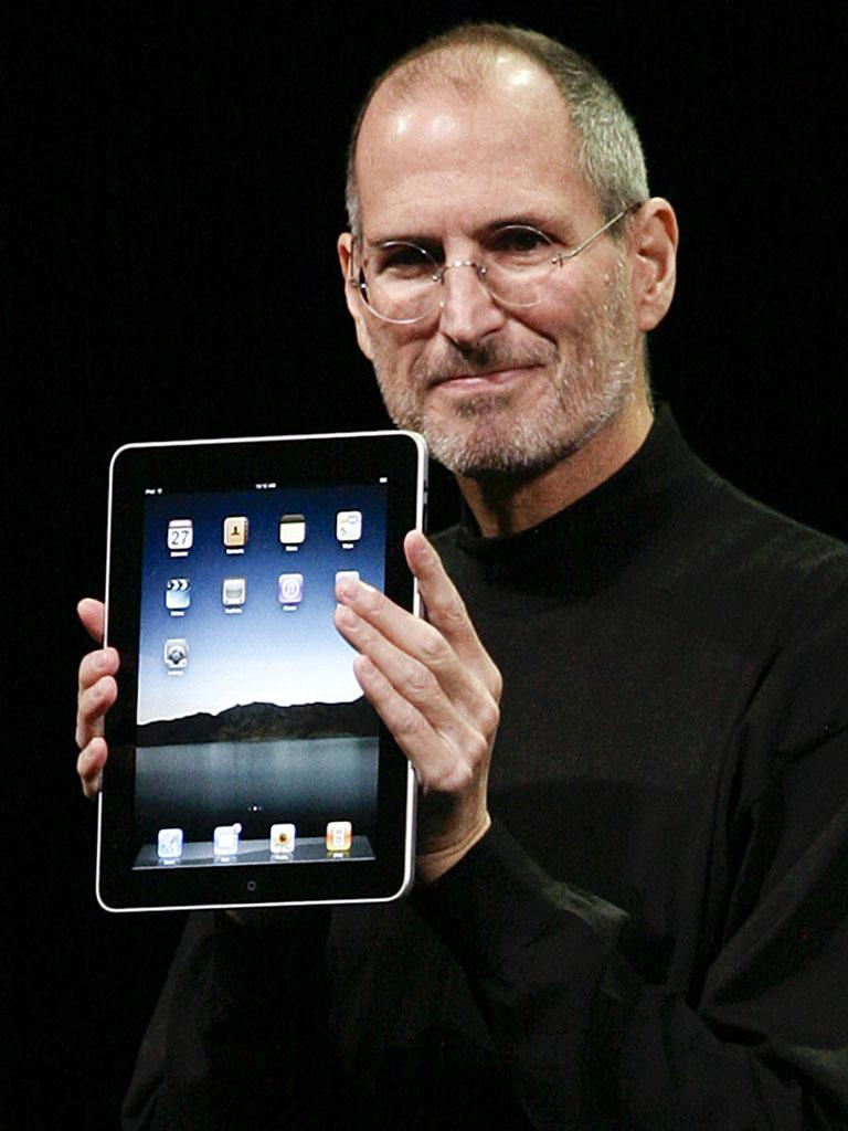 Steve johnson apple