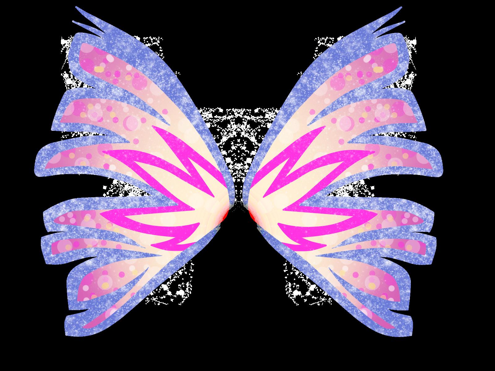 Крылья винкс гармоникс - d3b