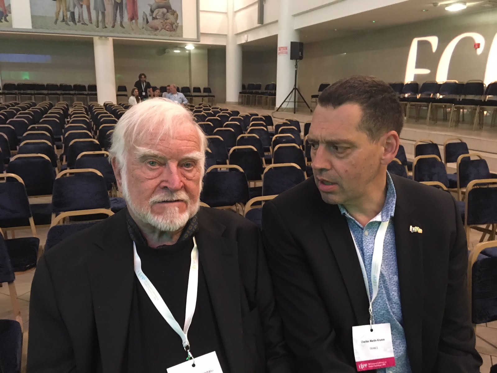 Discussion avec Mihaly Csikszentmihalyi