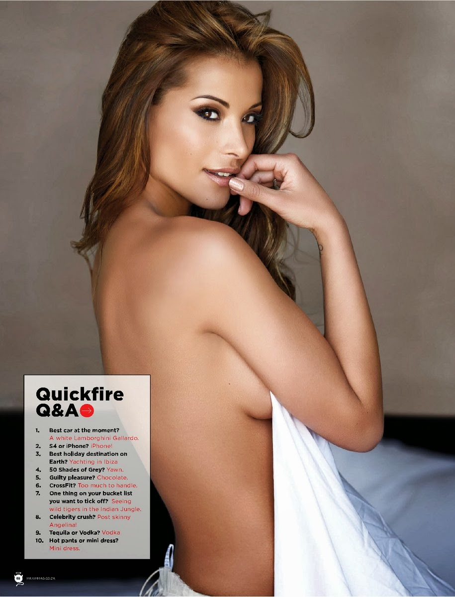 lee ann liebenberg   maxim magazine south africa magazine