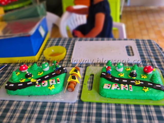Festa Di Compleanno Mario Bros Per I Miei Ometti Mamma