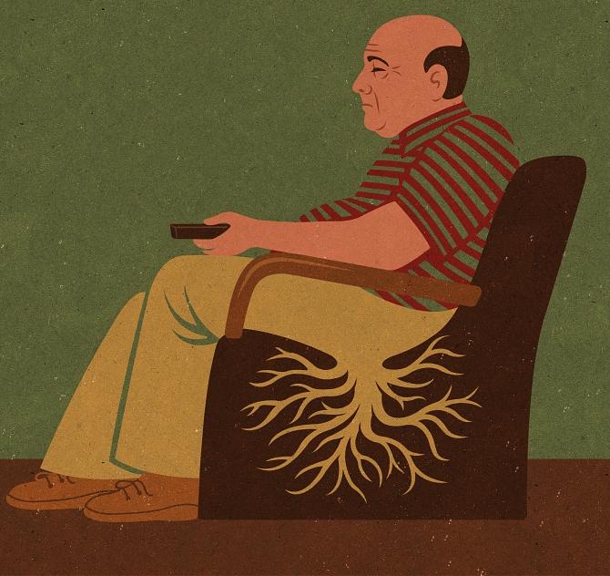 Doctor Ojiplático. John Holcroft. Ilustración | Illustration
