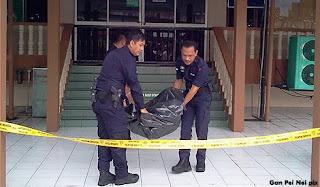 Kepala babi ditemui di Masjid Nurul Iman, Rawang