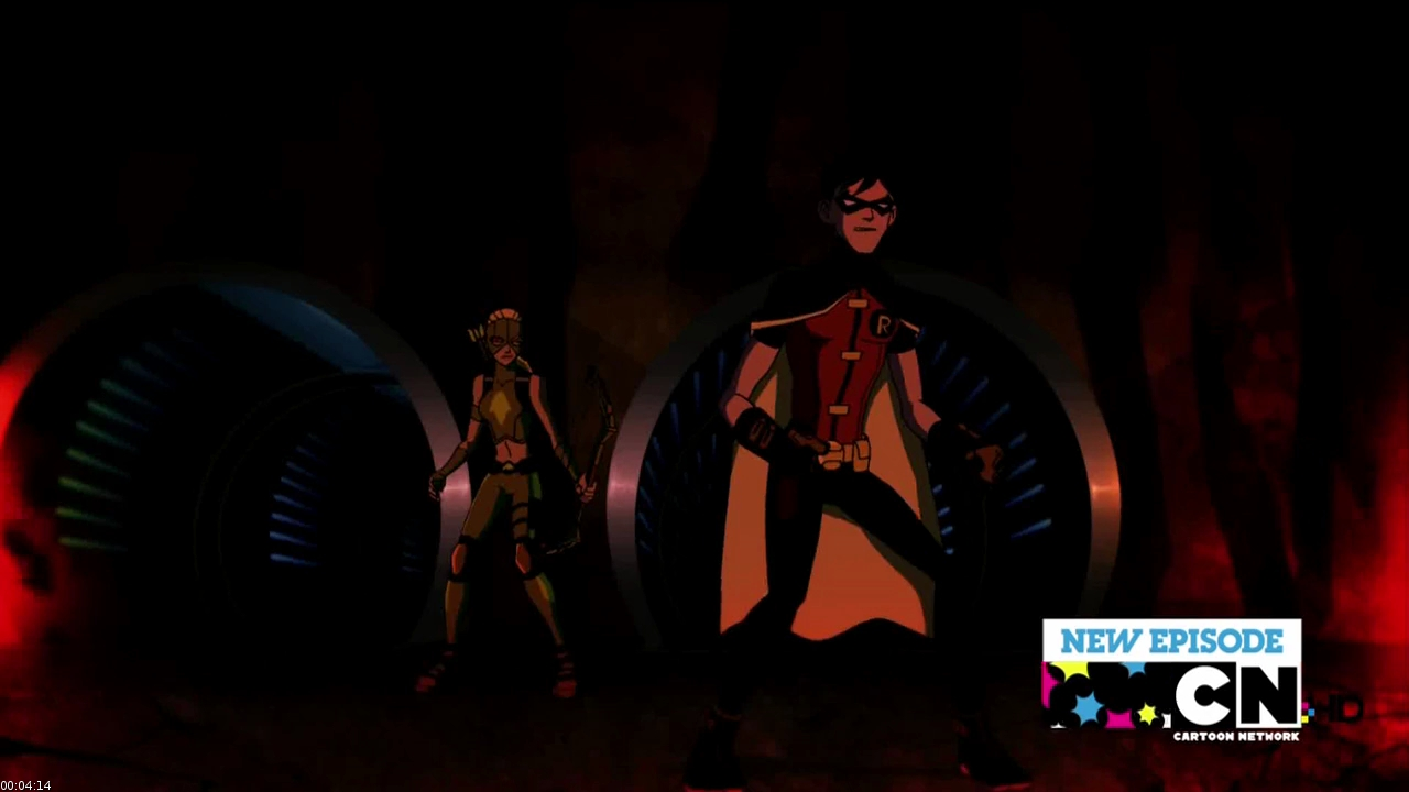 Blogger For Wallpaper Young Justice
