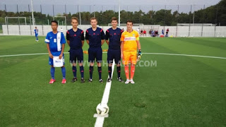 India U-16 in Germany beat SPVGG Greuther Fuerth 3-2