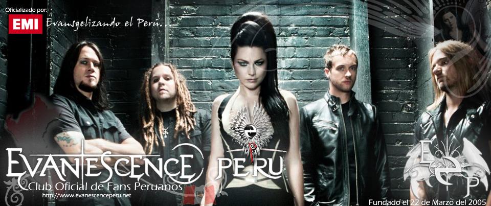 Evanescence Perú