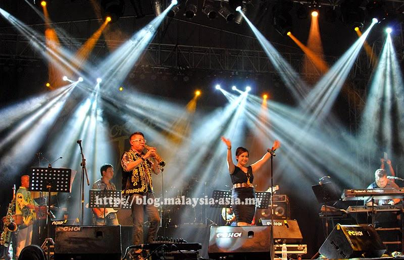 West Jazz Band Sarawak