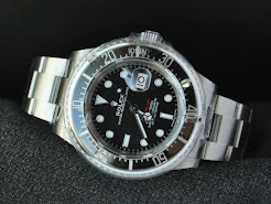 Rolex SeaDweller RED. 5years warranty