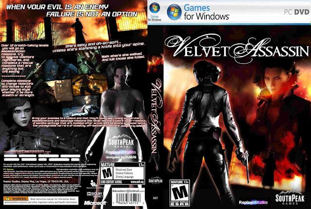 تحميل لعبة Velvet Assassin برابط واحد مباشر