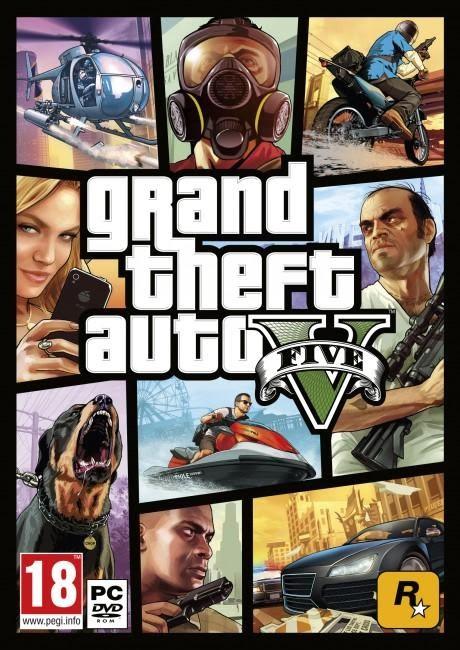 1. GTA V