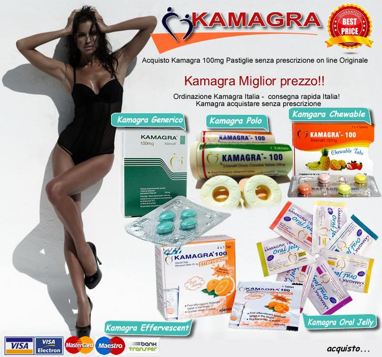 kamagra generico ricetta medica