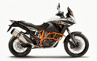 Motor Malaysia KTM 1190 Adventure 2014 Melancarkan Teknologi MSC