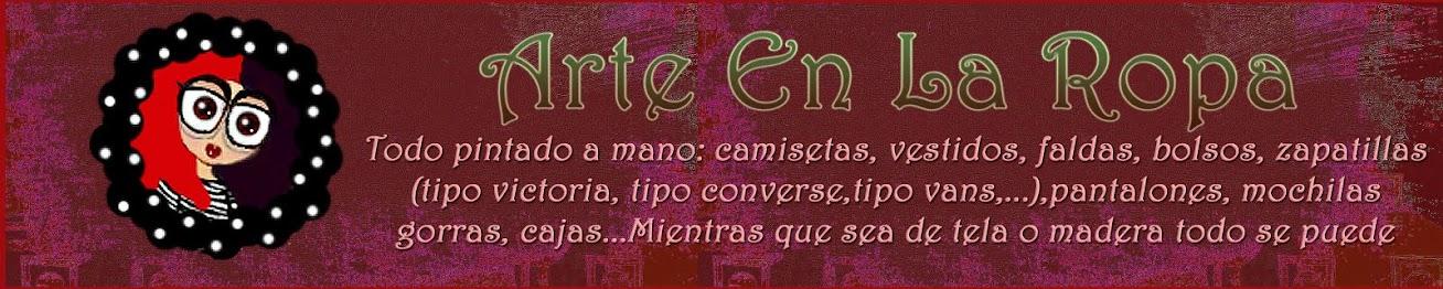 ArteEnLaRopa ....Victorias Custom Y Mucho Mas........